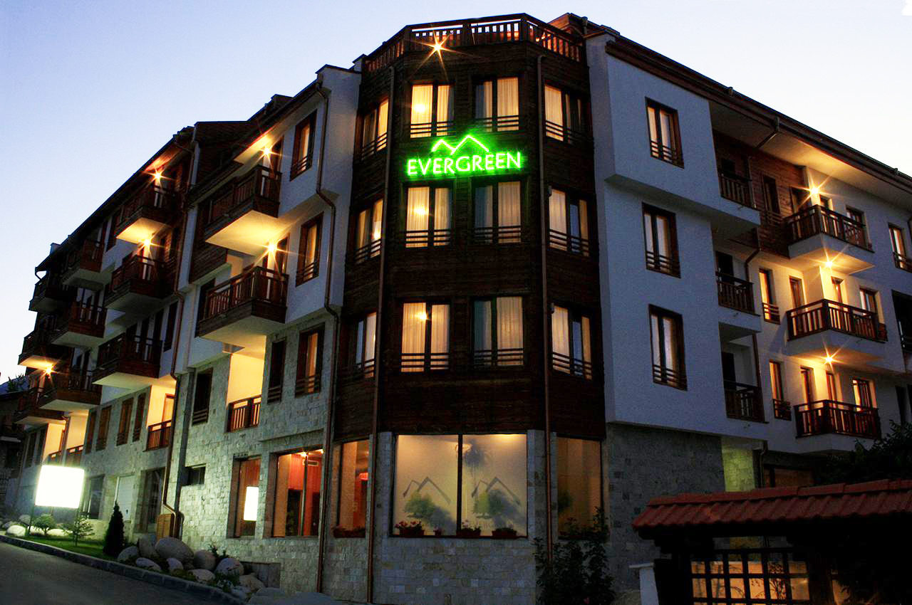 hotel evergreen bansko, aparthotel evergreen bansko, hotel evergreen bansko first minute, hotel evergreen bansko early booking, hotel evergreen bansko popusti