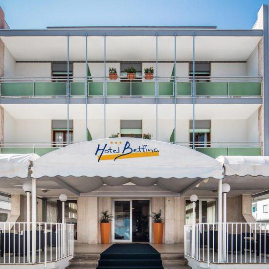 hotel bettina lido di jesolo, lido di jesolo hoteli