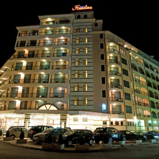 hotel karolina suncev breg