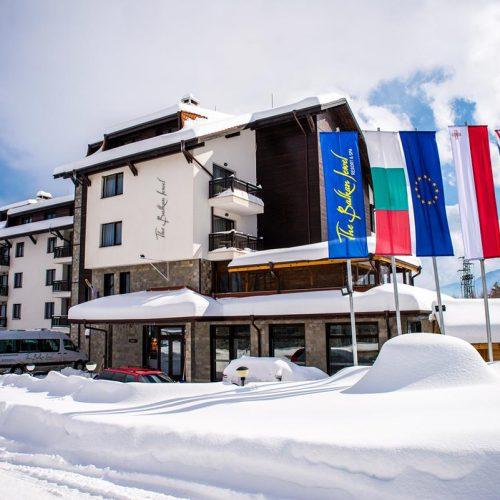 balkan jewel bansko, bansko zimovanje, skijanje, zima, bansko aranzmani