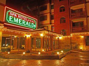 emerald spa bansko, bansko zimovanje, skirjanje, zimovanje aranzmani