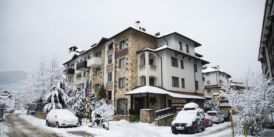 dream aparthotel, dream aparthotel basnko, bansko zimovanje, basnko skijanje