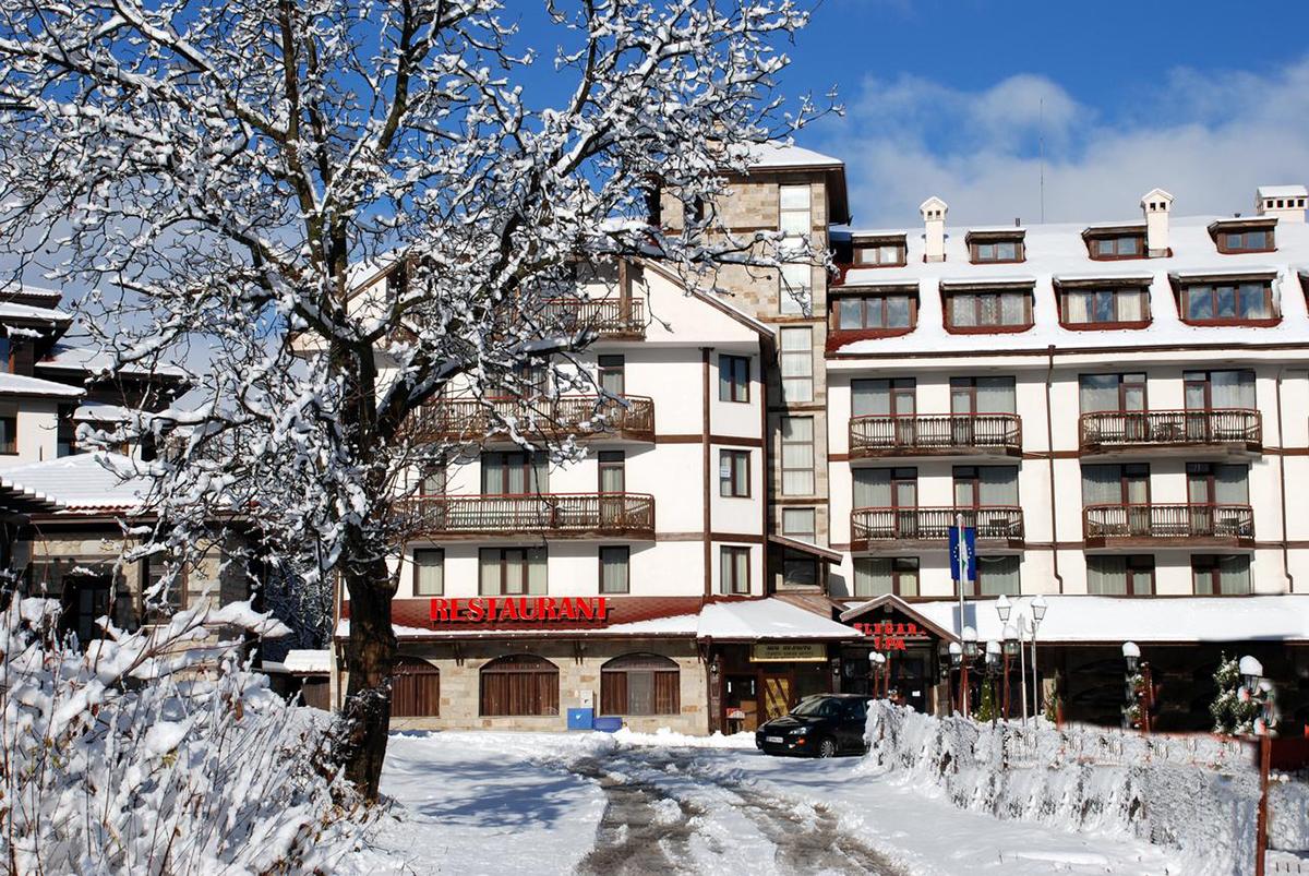 elegant lodge, elegant lodge basnko, basnko zimovanje, bansko skijanje