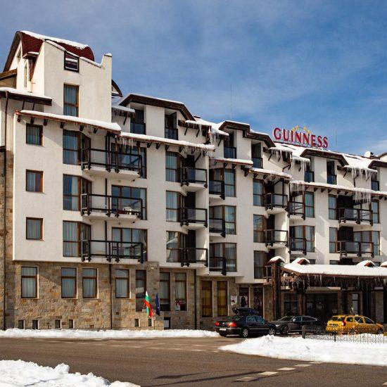mpm guinness bansko, bansko skijanje, bansko zimovnje, bansko hoteli