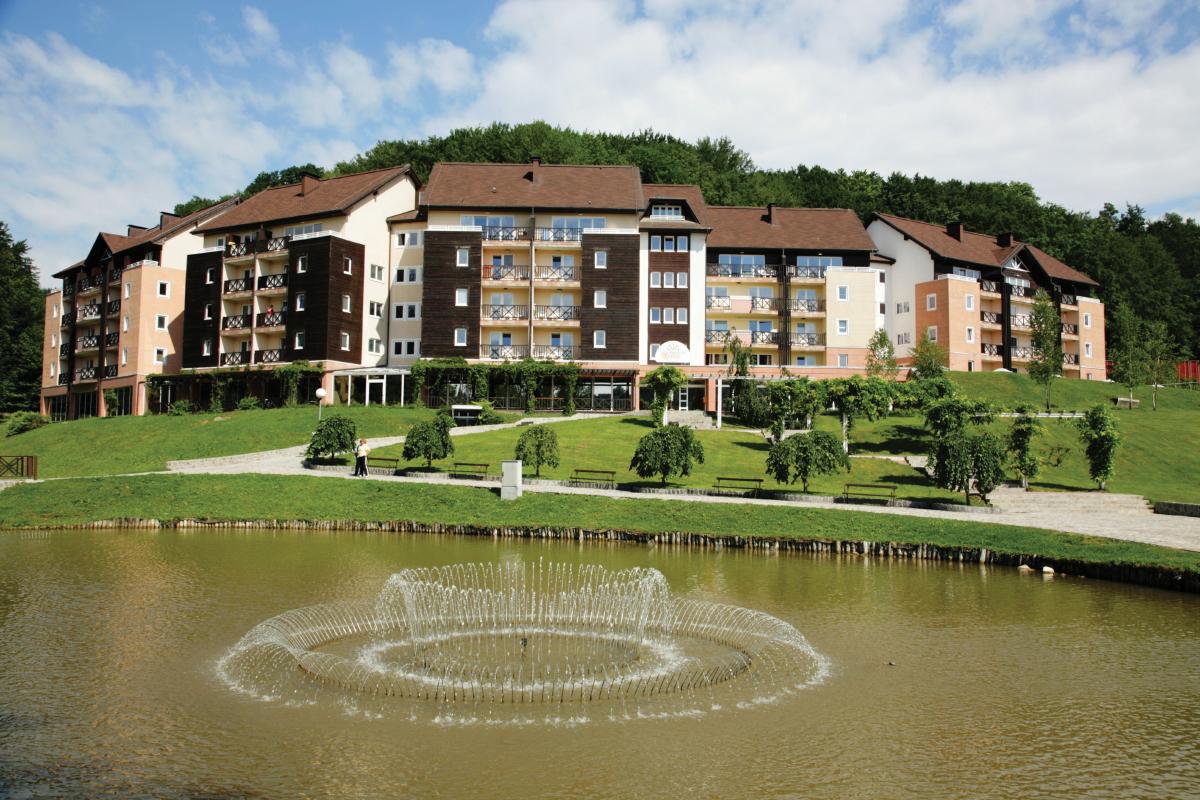aparthotel rosa, terme olimia, slovenija wellness spa