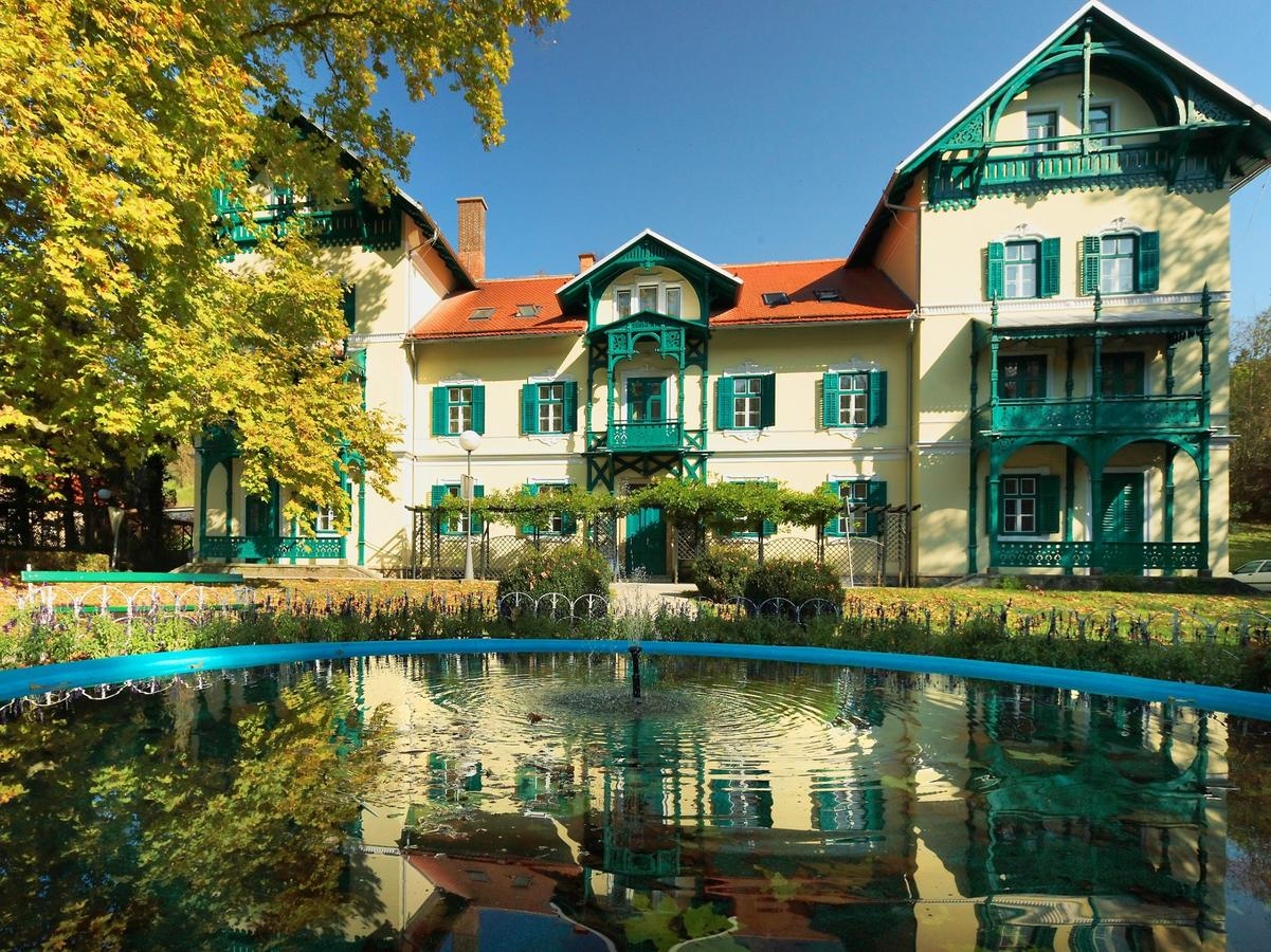 hotel park terme dobrna, slovenija terme dobrna, wellness spa