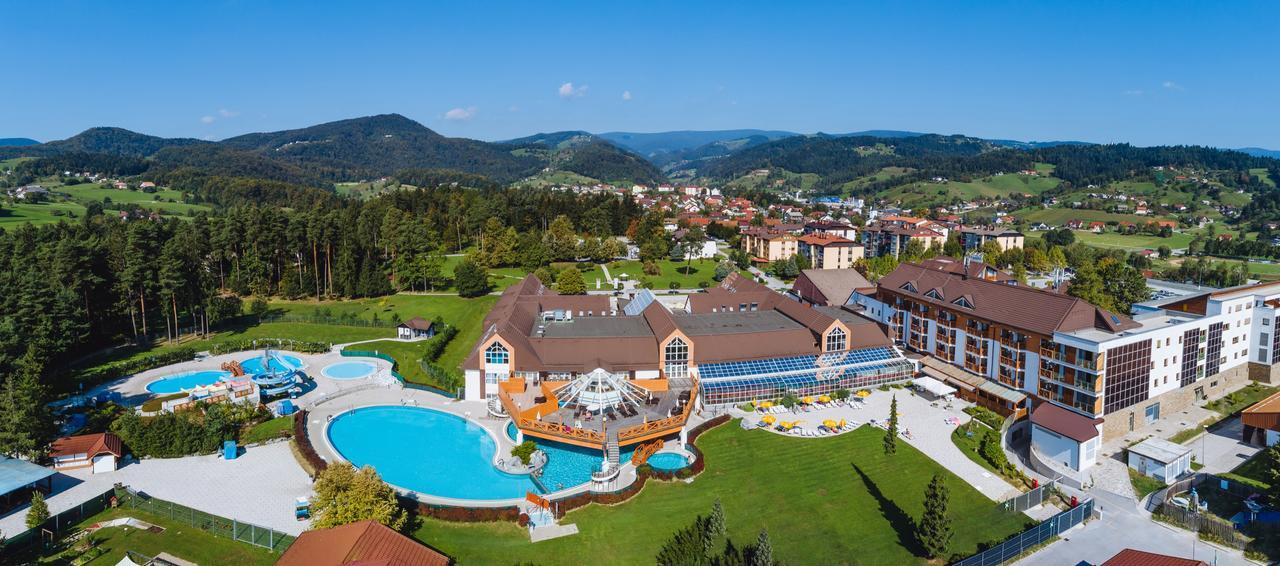 hotel vital terme zrece, slovenija spa wellness