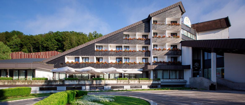 hotel breza terme olimia, slovenija spa wellness terme