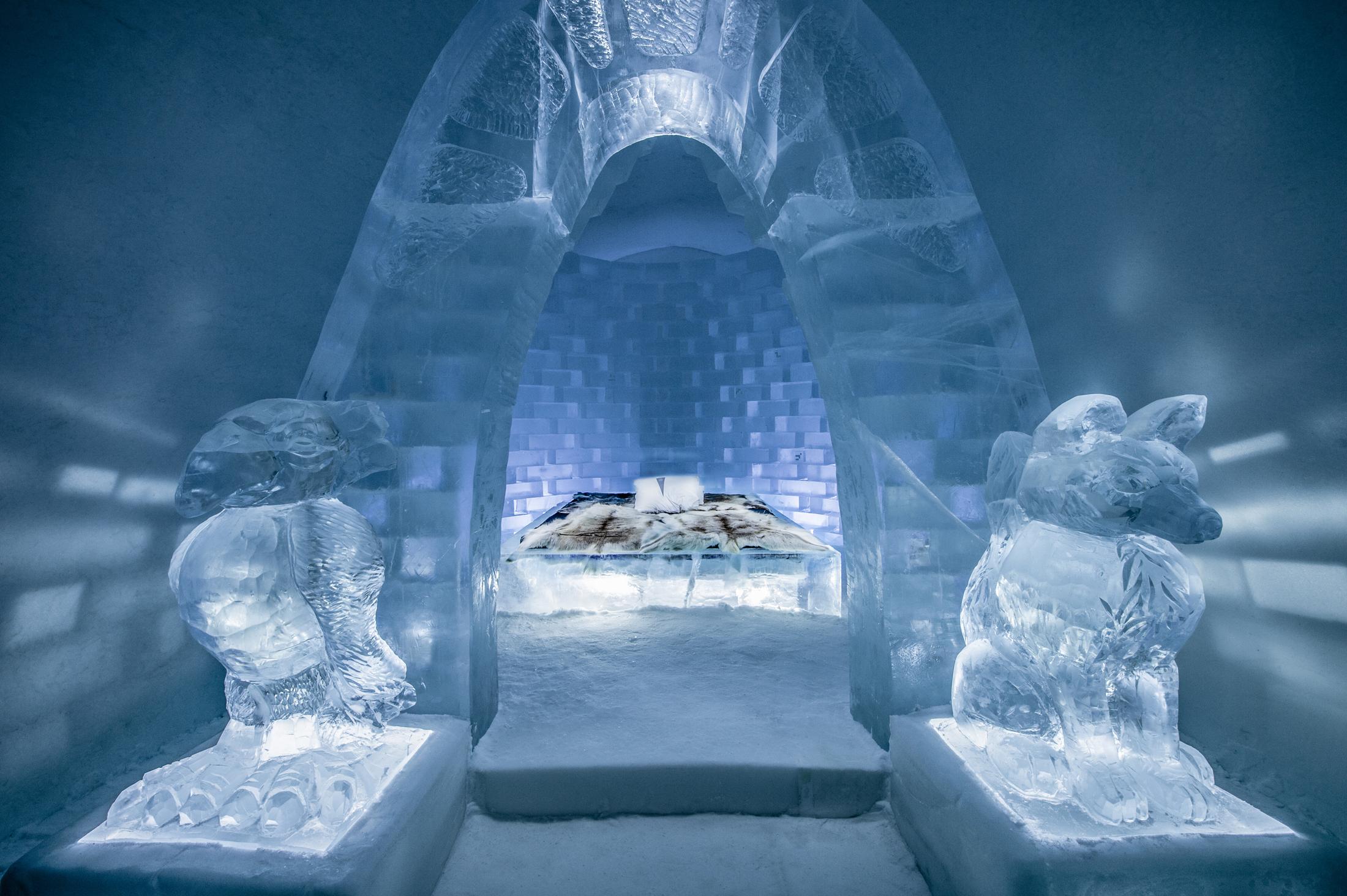 najzanimljiviji hoteli sveta, hotel od leda, najzanimljiviji hoteli sveta hotel od leda