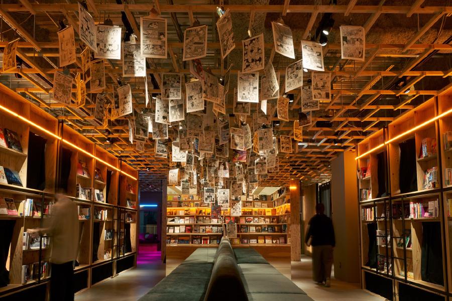 hostel za knjiške moljce, najzanimljiviji hoteli sveta, neobični hoteli, neobicni hoteli, najzanimljiviji hoteli na svetu, hotel za ljubitelje knjiga, hotel biblioteka