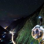 najstrašniji hotel na svetu, najzanimljiviji hoteli sveta, skylodge adventure suites peru