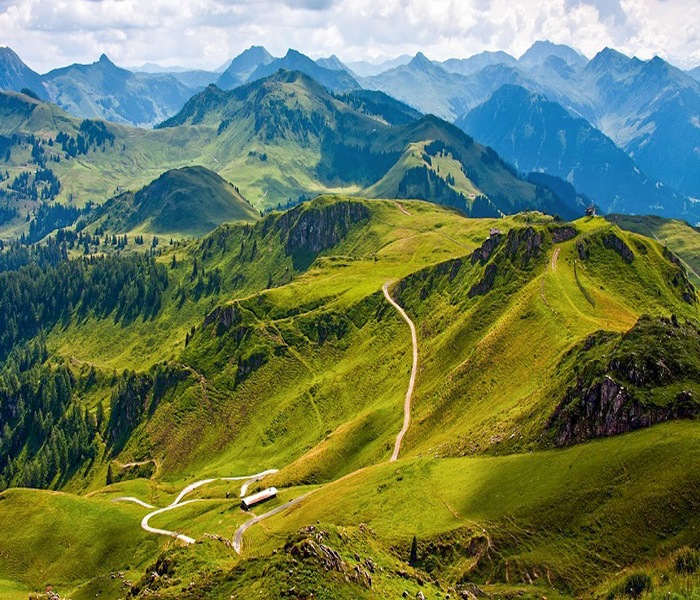 kopaonik odmor u srbiji, kopaonik smestaj, planina leto kopaonik