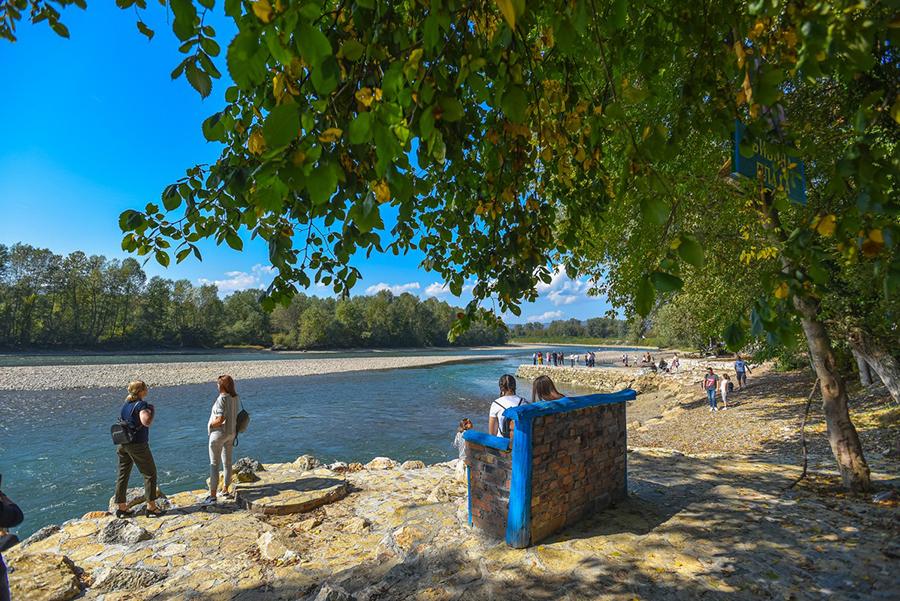 etno selo suncana reka, banja koviljaca suncana reka, banja koviljaca smestaj, odmor na drini, drina suncana reka