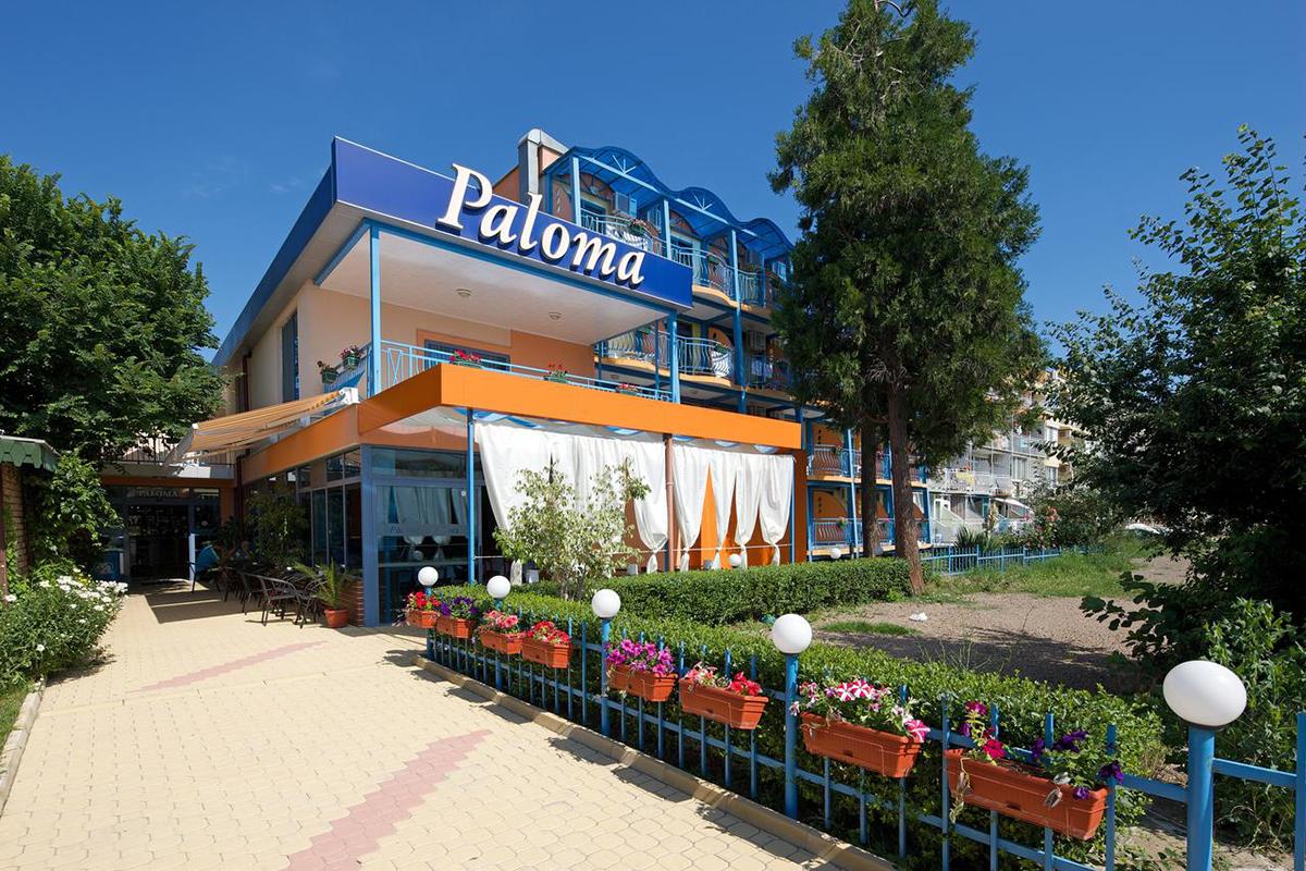 hotel paloma suncev breg, hotel paloma sunčev breg, sunčev breg hoteli, bugarska all inclusive, bugarska hoteli all inclusive