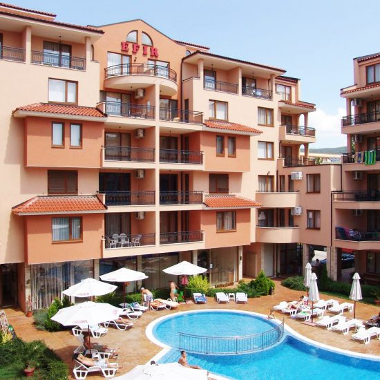 efir apartmani suncev breg, suncev breg apartmani povoljno, suncev breg smestaj povoljno, bugarska hoteli, bugarska hoteli sa bazenom
